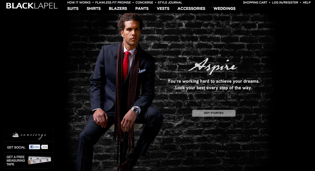 New York Startup BlackLapel
