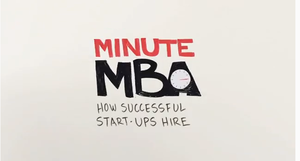 How Successful Startups Hire [Video]
