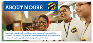 MOUSE Celebrates 15 Years of Inspiring Youth Innovators