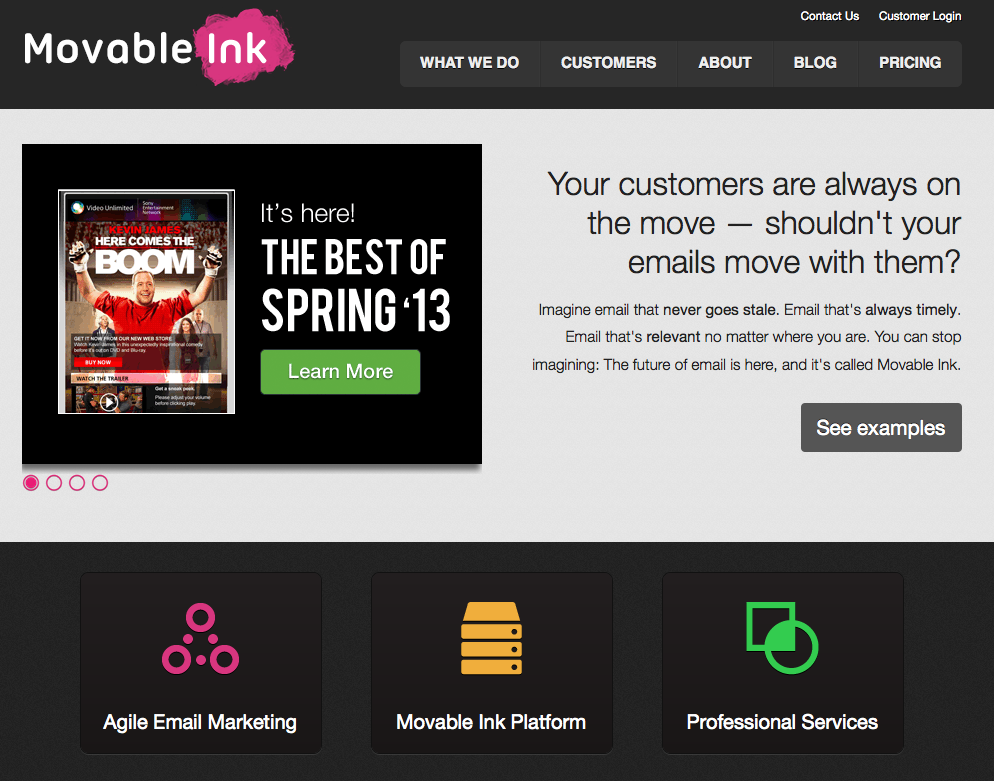 movable ink screenshot