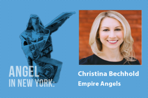 An Angel in New York: Christina Bechhold