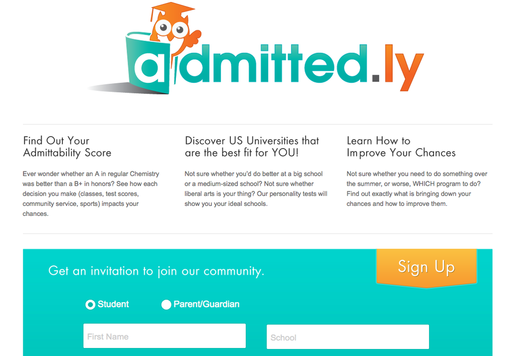 admitted.ly