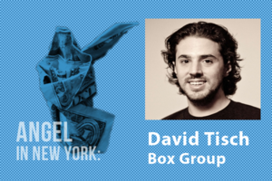 An Angel in New York: David Tisch