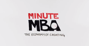 The Economy of Cheating [Video]
