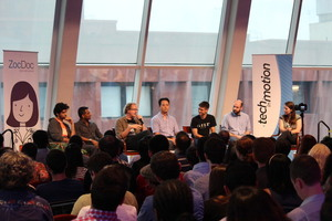 Startup Gurus Share Their Wisdom At TechInMotion's Made In NY Panel