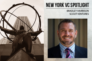 A New York VC Spotlight: Bradley C. Harrison