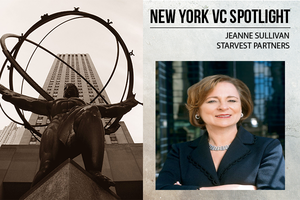 A New York VC Spotlight: Jeanne Sullivan