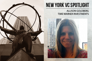 A New York VC Spotlight: Allison Goldberg