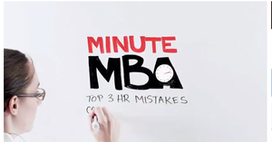 Top 3 HR Mistakes that Startups Make