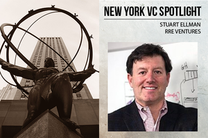 A New York VC Spotlight: Stuart Ellman of RRE Ventures