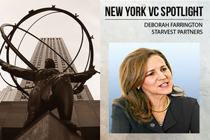 A New York VC Spotlight: Deborah Farrington