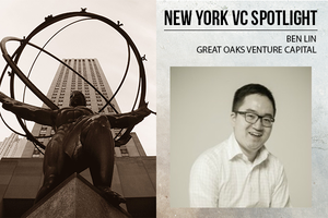 A New York VC Spotlight: Ben Lin