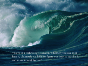 The Next Technology Tsunami and How to Navigate Your Career