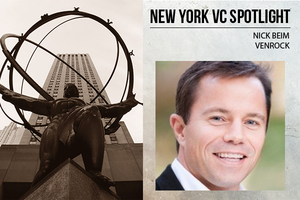 A New York VC Spotlight: Nick Beim