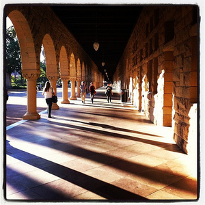 Stanford in the Alley: Tips from VC John Doerr