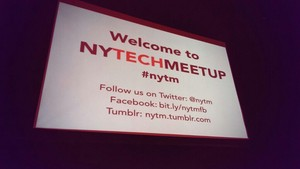 April 2014 NY Tech Meetup – The Internet of Places and Things