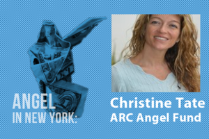 An Angel in New York: Christine Tate