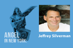 An Angel in New York: Jeffrey Silverman