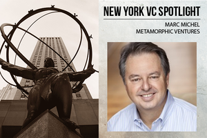 A New York VC Spotlight: Marc Michel