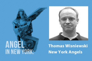 An Angel in New York: Thomas Wisniewski