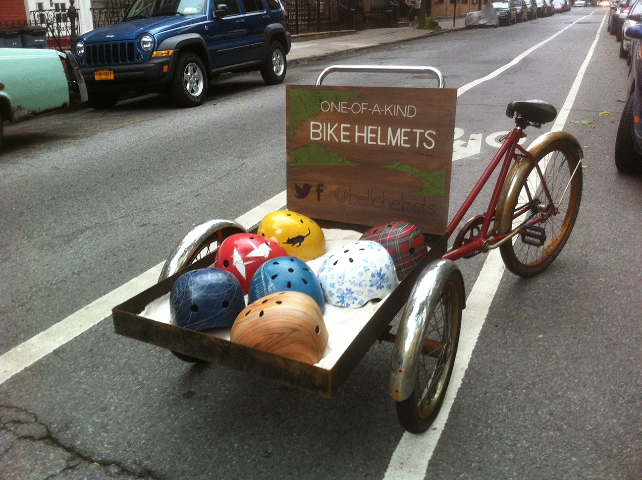 belletricycle