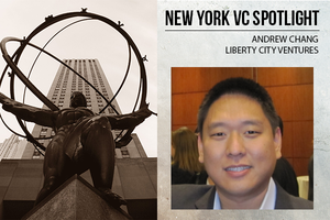 A New York VC Spotlight: Andrew Chang