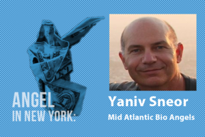 An Angel in New York: Yaniv Sneor