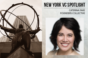A New York VC Spotlight: Caterina Fake