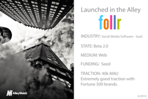 Follr: That Is How You Lead Communities