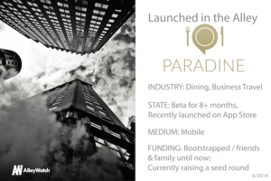 Introducing a Paradine Shift for Business Travelers