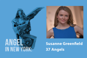 An Angel In New York: Susanne Greenfield