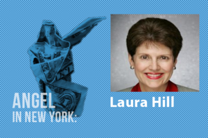 An Angel in New York: Laura Hill