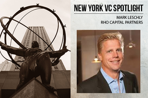 A New York VC Spotlight: Mark Leschly