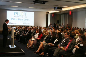 Winners of Pilot Health Day 2014 and NYC Institutions Partner to Pilot Health Tech in the Big Apple