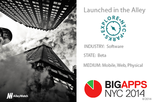 This NYC BigApps Finalist Helps You Make Sense of the NYC Park System and its 1700 Parks