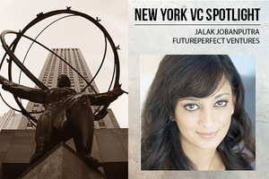 A New York VC Spotlight: Jalak Jobanputra