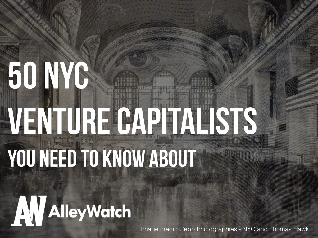 50 nyc vcs you need to know