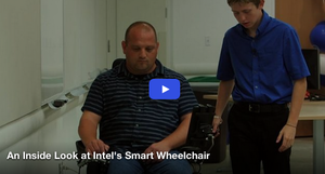 An Inside Look at Intel's Smart Wheelchair