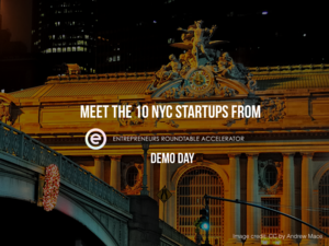 The 10 NYC Startups That Rocked ER Accelerator Demo Day