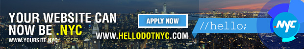 The Dot NYC Domain Land Rush is On – Get Yours Before October 3rd!