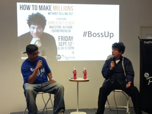 James Altucher Tells Us How to Make Millions Without Selling Out