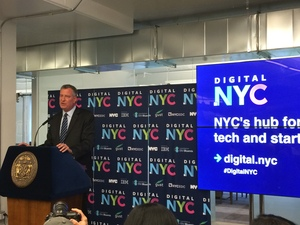 Digital.NYC Launches and the New York Tech Community Just Got Easier to Navigate