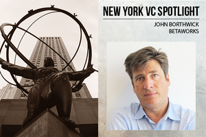 A New York VC Spotlight: John Borthwick