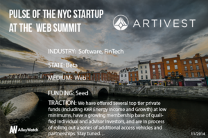 This NYC Startup Is Looking for Investors at The Summit But It's Not What You Think