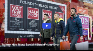 Twitter Has Most Social #BlackFriday Ever