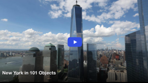New York in 101 Objects