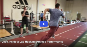 Look Inside a Lab Hacking Athletic Performance