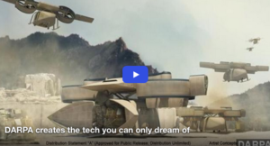 DARPA Creates the Tech You Can Only Dream Of