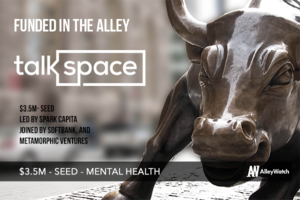 NYC Smartphone Talk Therapy Startup Talkspace Raises $3.5M