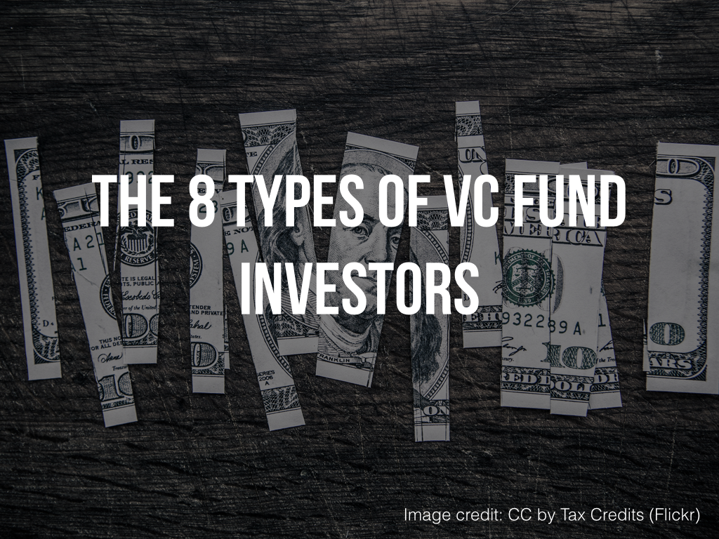 TYPES OF VC INVESTORS LPS.001